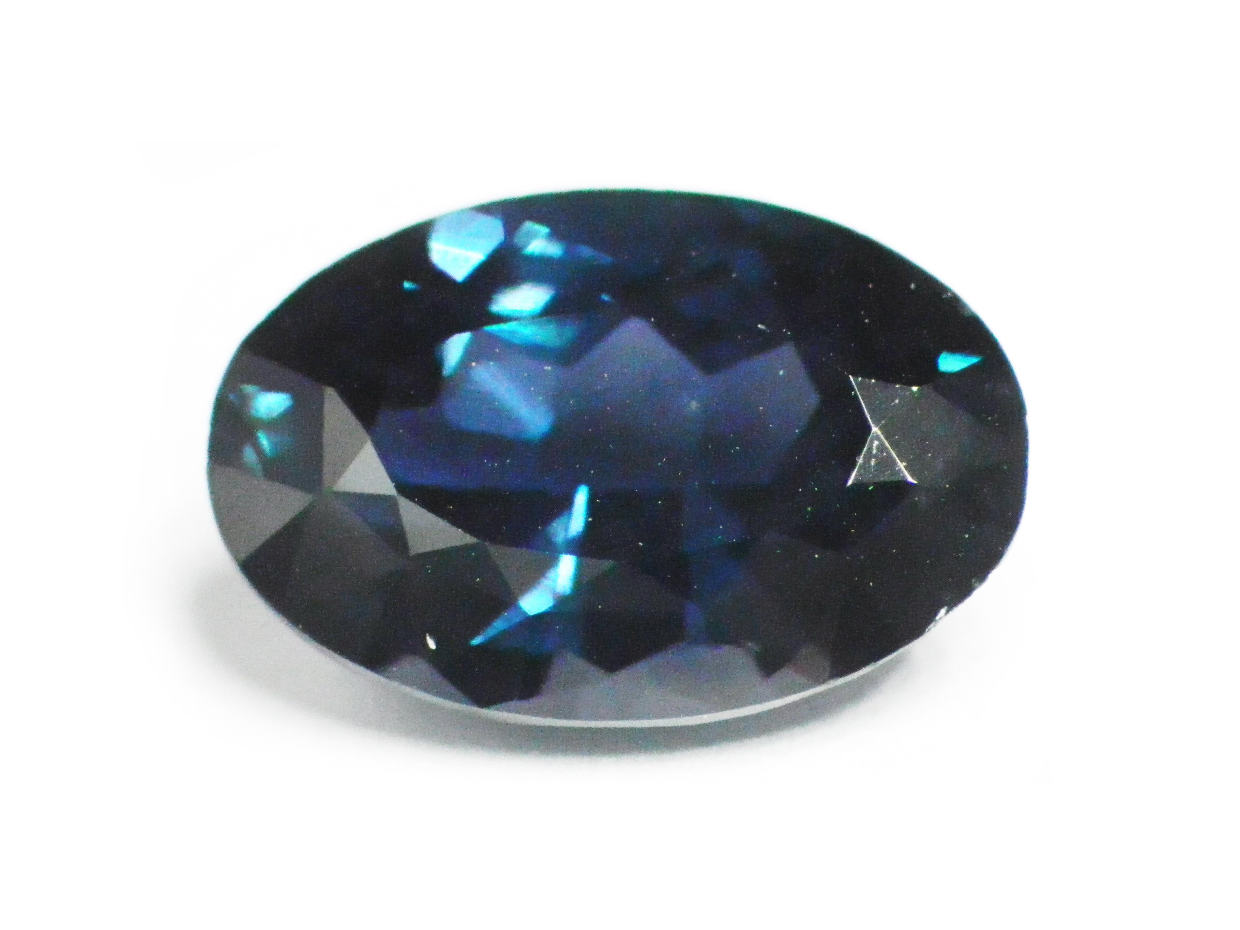 bbfa6d42c592c BLUE SAPPHIRE DEEP BLUE 2.24 CTS - NATURAL SRI LANKA GEMSTONE ...